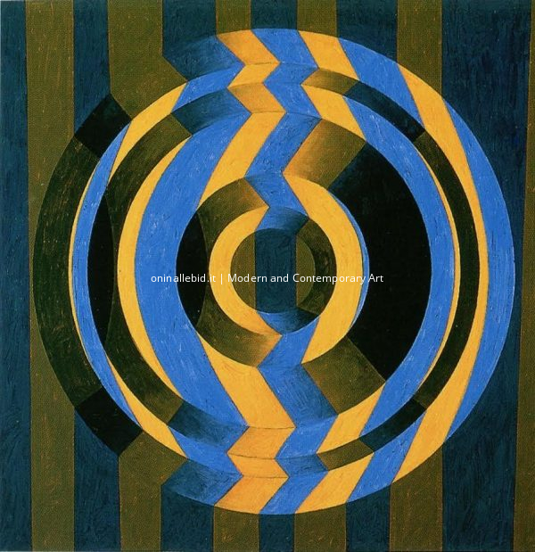 Untitled #11 - Peter Schuyff